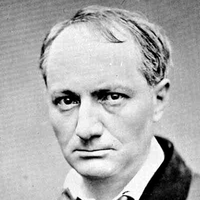 Charles Baudelaire 400x400